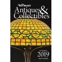 Warman's Antiques & Collectibles 2019 by Noah Fleisher, 9781440248658