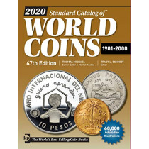 2020 Standard Catalog of World Coins, 1901-2000 by T. Michael, 9781440248962