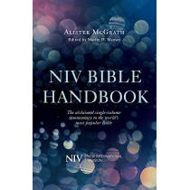 NIV Bible Handbook by Alister McGrath, 9781444749861