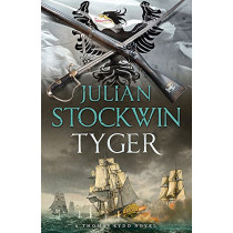 Tyger: Thomas Kydd 16 by Julian Stockwin, 9781444785425