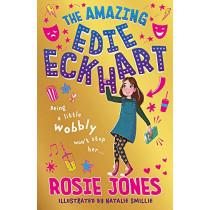 The Amazing Edie Eckhart: Book 1 by Rosie Jones, 9781444958348