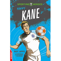 EDGE: Sporting Heroes: Harry Kane by Roy Apps, 9781445152134