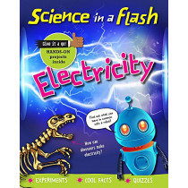 Science in a Flash: Electricity by Georgia Amson-Bradshaw, 9781445152714