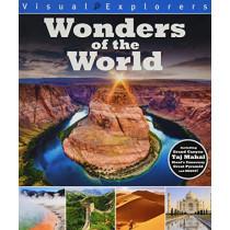 Visual Explorers: Wonders of the World by Paul Calver, 9781445168180
