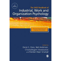 The SAGE Handbook of Industrial, Work & Organizational Psychology: V1: Personnel Psychology and Employee Performance by Deniz S. Ones, 9781446207215
