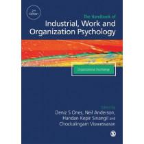 The SAGE Handbook of Industrial, Work & Organizational Psychology: V2: Organizational Psychology by Deniz S. Ones, 9781446207222
