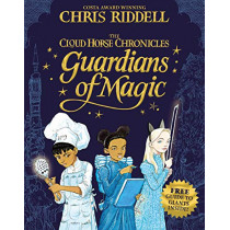 Guardians of Magic by Chris Riddell, 9781447277972