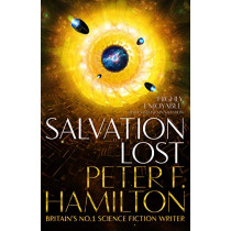 Salvation Lost by Peter F. Hamilton, 9781447281351
