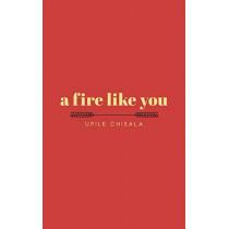 a fire like you by Upile Chisala, 9781449499587