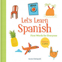 Let's Learn Spanish by Aurora Cacciapuoti, 9781452166261