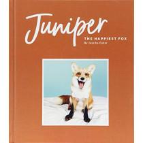 Juniper: The Happiest Fox by Jessika Coker, 9781452167602