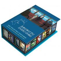 Studio Ghibli: 100 Collectible Postcards by Studio Ghibli, 9781452168661
