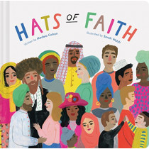 Hats of Faith: (multicultural Kids Books, Children's Books on Spirituality and Religion) by Medeia Cohan, 9781452173207