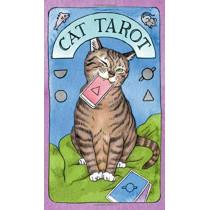 Cat Tarot: 78 Cards and Guidebook by Megan Lynn Kott, 9781452173634