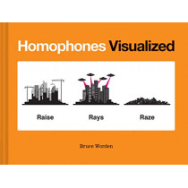 Homophones Visualized by Bruce Worden, 9781452180038