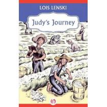 Judy's Journey by Lois Lenski, 9781453258422