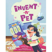 Invent-A-Pet by Vicky Fang, 9781454933816