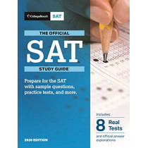 The Official SAT Study Guide, 2020 Edition by The College Board, 9781457312199