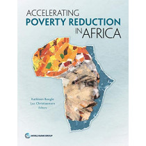 Accelerating poverty reduction in Africa by Kathleen Beegle, 9781464812323