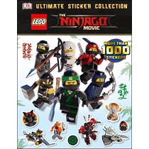 Ultimate Sticker Collection: The Lego(r) Ninjago(r) Movie by DK, 9781465461155