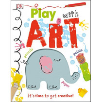 Play with Art by DK, 9781465466471