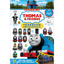 Thomas & Friends Character Encyclopedia by DK, 9781465466624