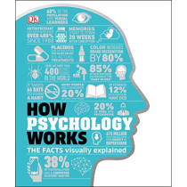 How Psychology Works: The Facts Visually Explained by DK, 9781465468611