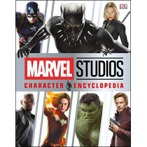 Marvel Studios Character Encyclopedia by Adam Bray, 9781465478894