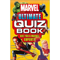 Marvel Ultimate Quiz Book: Are You a Marvel Expert? by Melanie Scott, 9781465478948