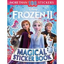 Disney Frozen 2 Magical Sticker Book by DK, 9781465479020