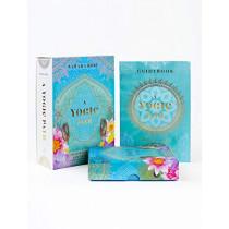 A Yogic Path Oracle Deck and Guidebook (Keepsake Box Set) by Sahara Rose Ketabi, 9781465483706