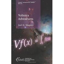 Volterra Adventures by Joel H. Shapiro, 9781470441166