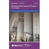 Mathematical Interest Theory by Leslie Jane Federer Vaaler, 9781470443931