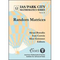 Random Matrices by Alexei Borodin, 9781470452803