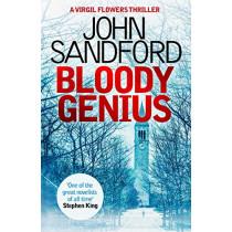 Bloody Genius: Virgil Flowers 12 by John Sandford, 9781471185540