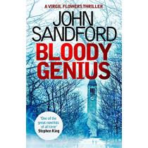 Bloody Genius: Virgil Flowers 12 by John Sandford, 9781471185571