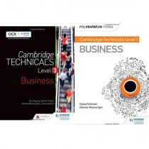 Cambridge Technicals Level 3 Business by Tess Bayley, 9781471874796