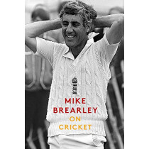 On Cricket by Mike Brearley, 9781472129475