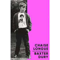 Chaise Longue by Baxter Dury, 9781472155139