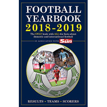 The Football Yearbook 2018-2019 in association with The Sun by Headline, 9781472261069