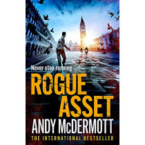 Rogue Asset by Andy McDermott, 9781472263834
