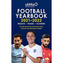 The Utilita Football Yearbook 2021-2022 by Headline, 9781472288349