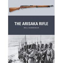The Arisaka Rifle by Bill Harriman, 9781472816122