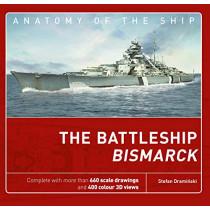 The Battleship Bismarck by Stefan Draminski, 9781472828880