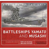 Battleships Yamato and Musashi by Janusz Skulski, 9781472832245