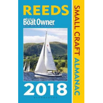 Reeds PBO Small Craft Almanac 2018 by Perrin Towler, 9781472946492