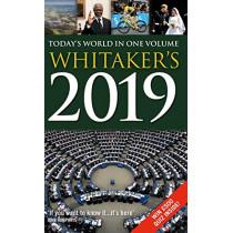 Whitaker's 2019, 9781472947529
