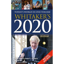 Whitaker's 2020, 9781472947536