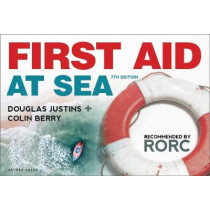 First Aid at Sea by Douglas Justins, 9781472953414