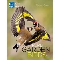 RSPB Garden Birds by Marianne Taylor, 9781472955913
